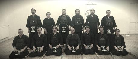 Dojo Lineup