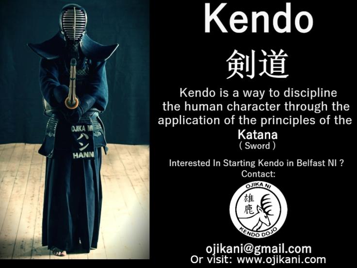 Contact Ojika NI Kendo Dojo